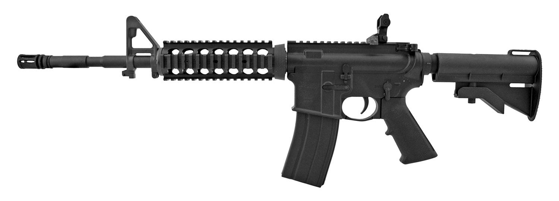Sig Sauer 516 Carbine CO2 Powered .177 Cal. BB AR-15 Style Assault Rifle - Black