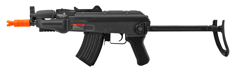 Lancer Tactical Elite Series Metal AK47 AEG Professional Electric Powered Airsoft Assault Rifle