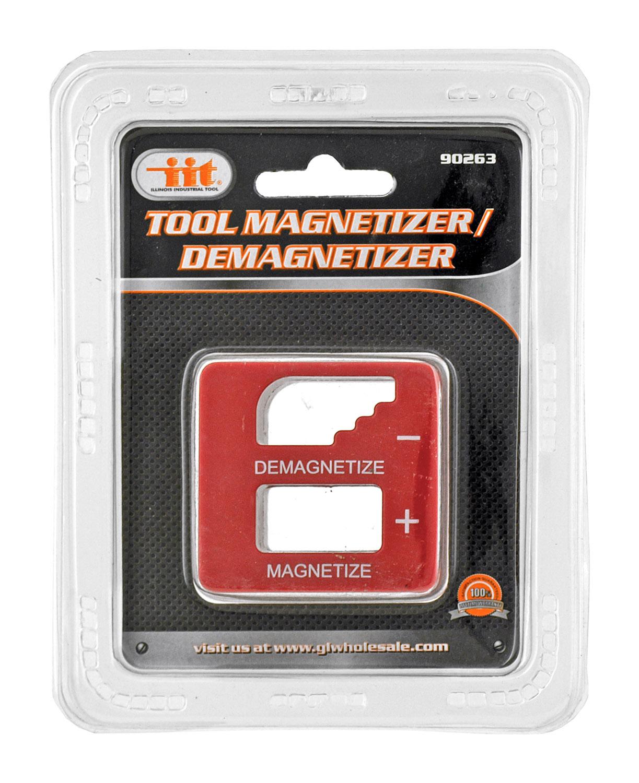Tool Tip Magnetizer / Demagnetizer - IIT
