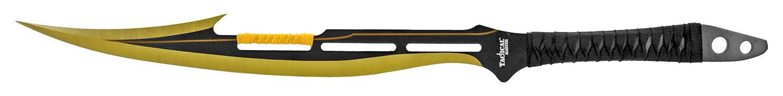 27.38 in Tactical Sword - Yellow
