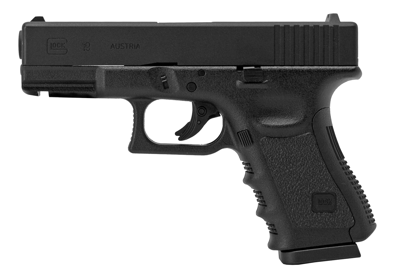 Glock G 19 Gen 3 .177 Cal. Pistol BB Gun - Refurbished