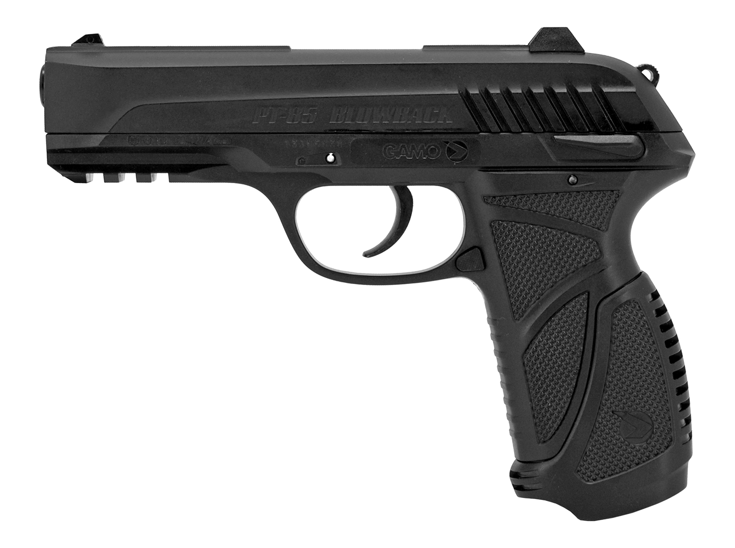 Gamo PT-85 Blowback .177 Cal. CO2 Pistol - Refurbished