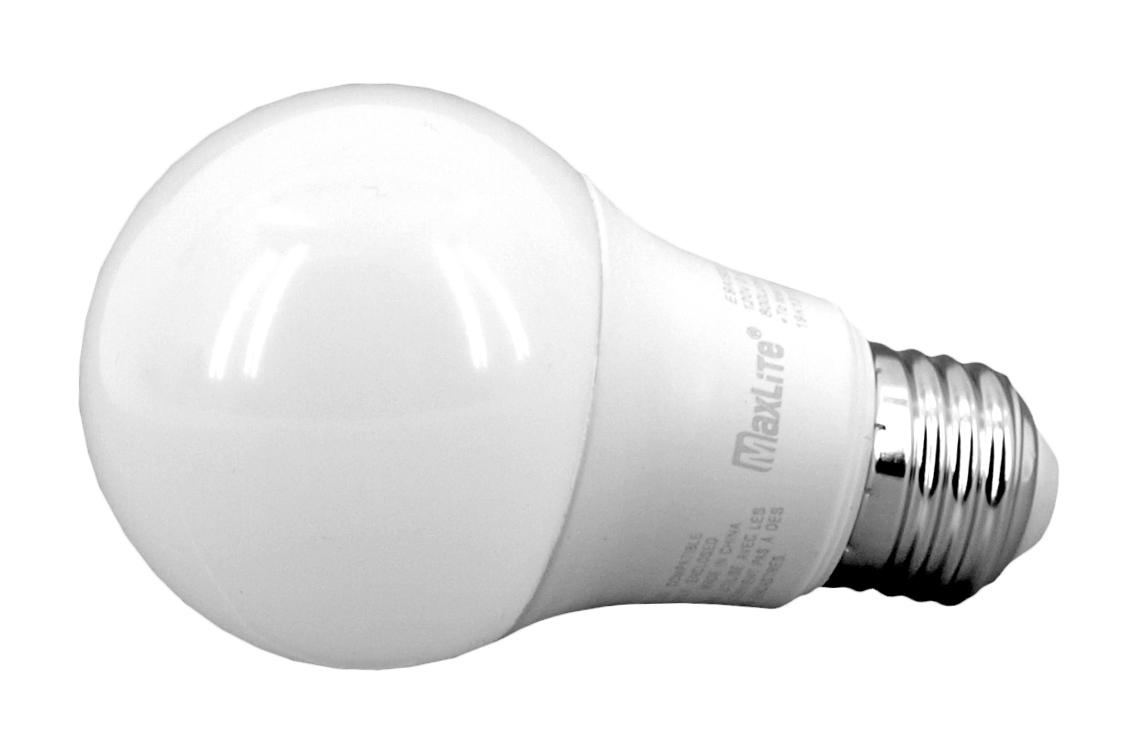 A19 LED Light Bulb - 800 Lumens - 2700K - MaxLite