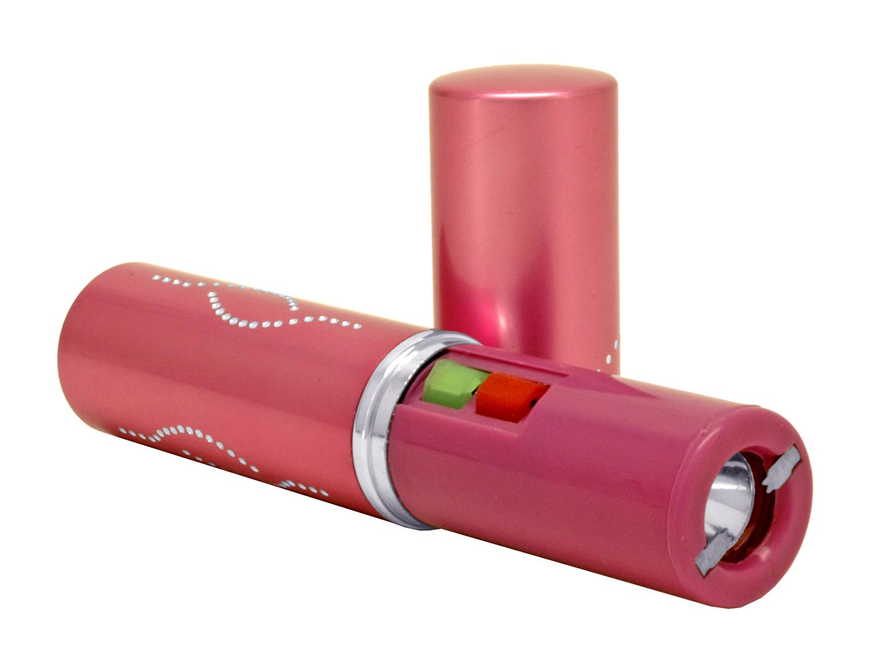 Survivor Lipstick Stun Gun - Pink