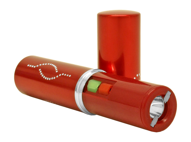Survivor Lipstick Stun Gun - Red