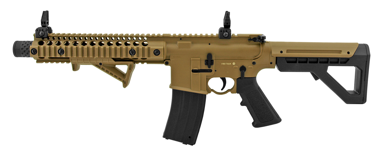 Crosman Panther DPMS SBR .177 Cal. AR-15 BB Gun - Flat Dark Earth - Refurbished