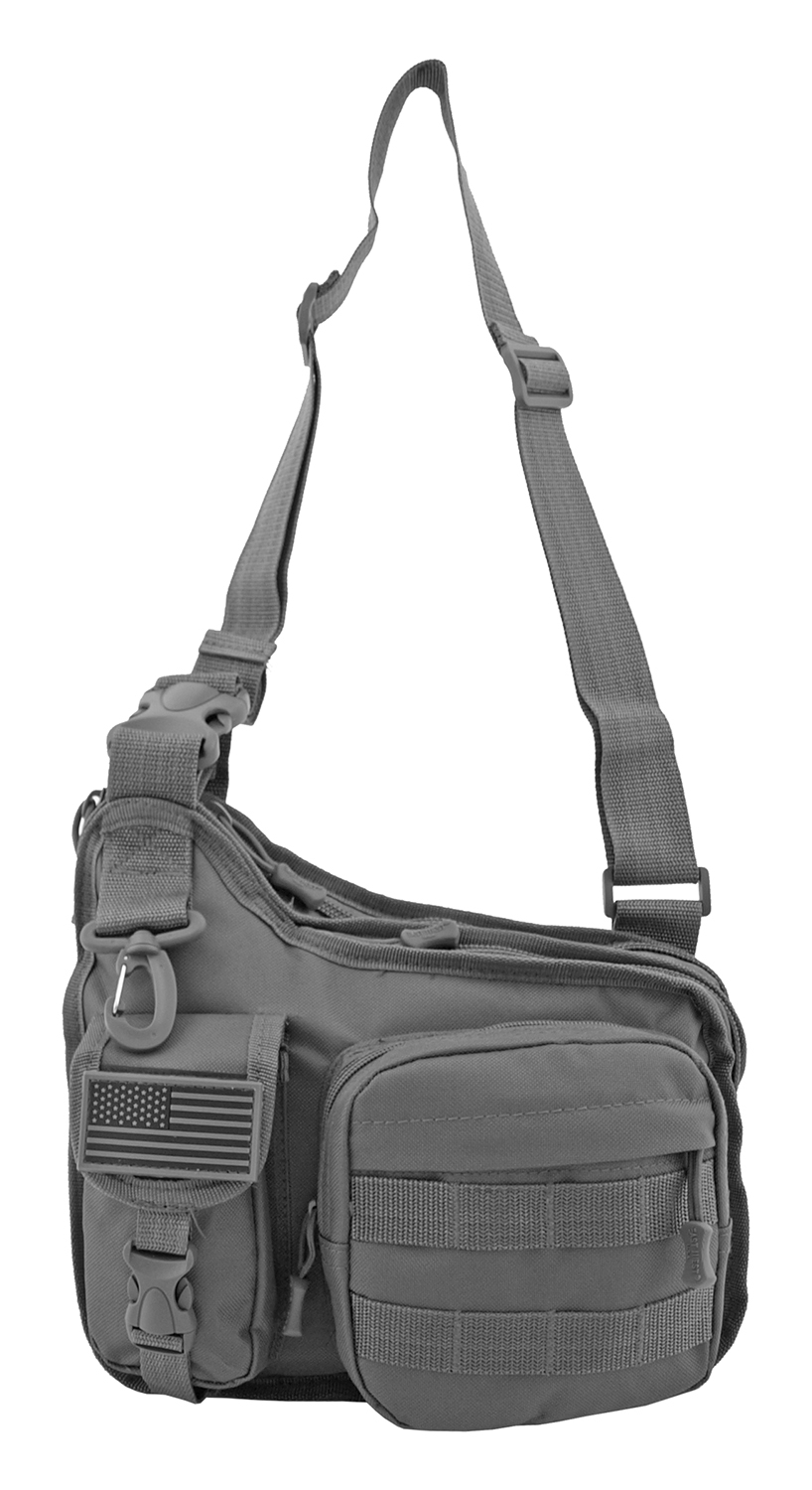 Gun Slinger Tactical Bag - Grey