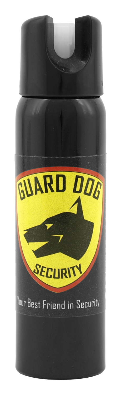 4-oz Glow in the Dark Pepper Spray - Guard Dog