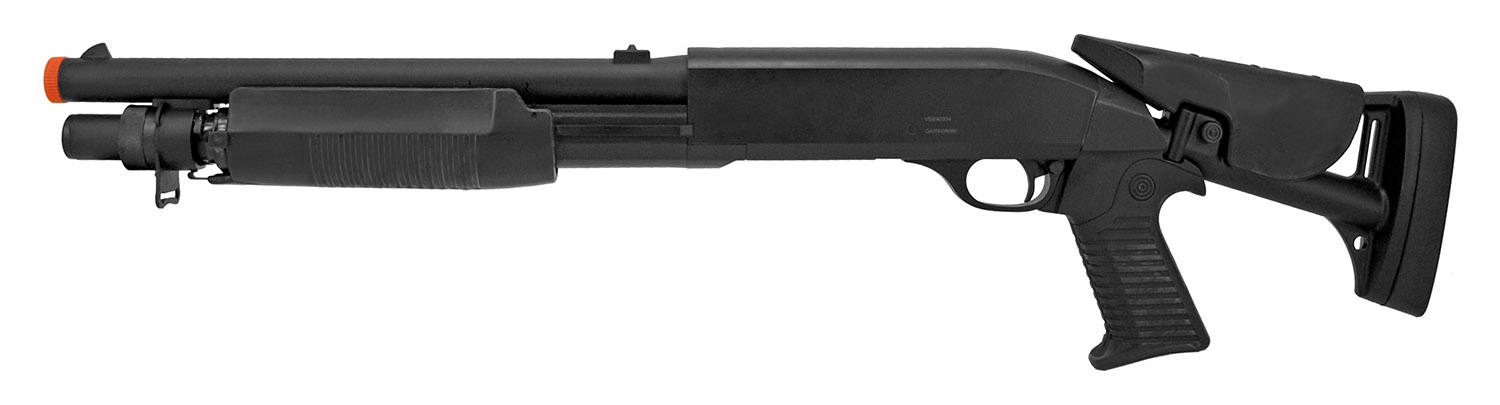 Double Eagle M56C Tri-Shot Spring Shotgun