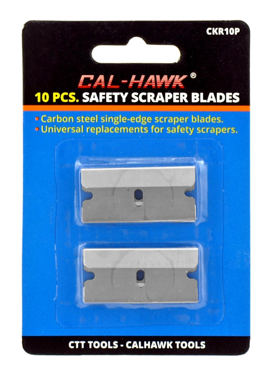 10-pc. Safety Scraper Blade Set