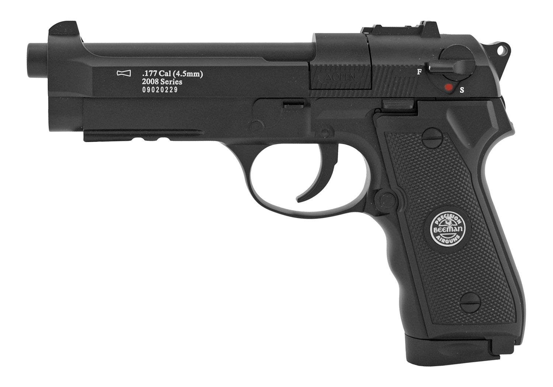 Beeman Sportsman Model 2008 .177 Cal. CO2 Pellet Handgun