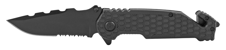 4.75 in Standard Hunting Pocket Folding Knife - Black