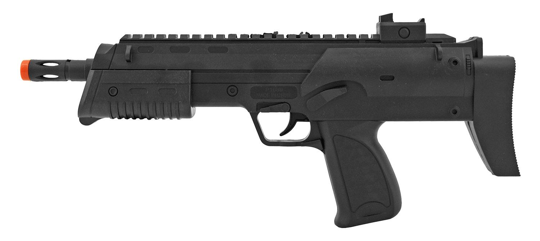 P2169 Spring Powered Airsoft Gun - Black