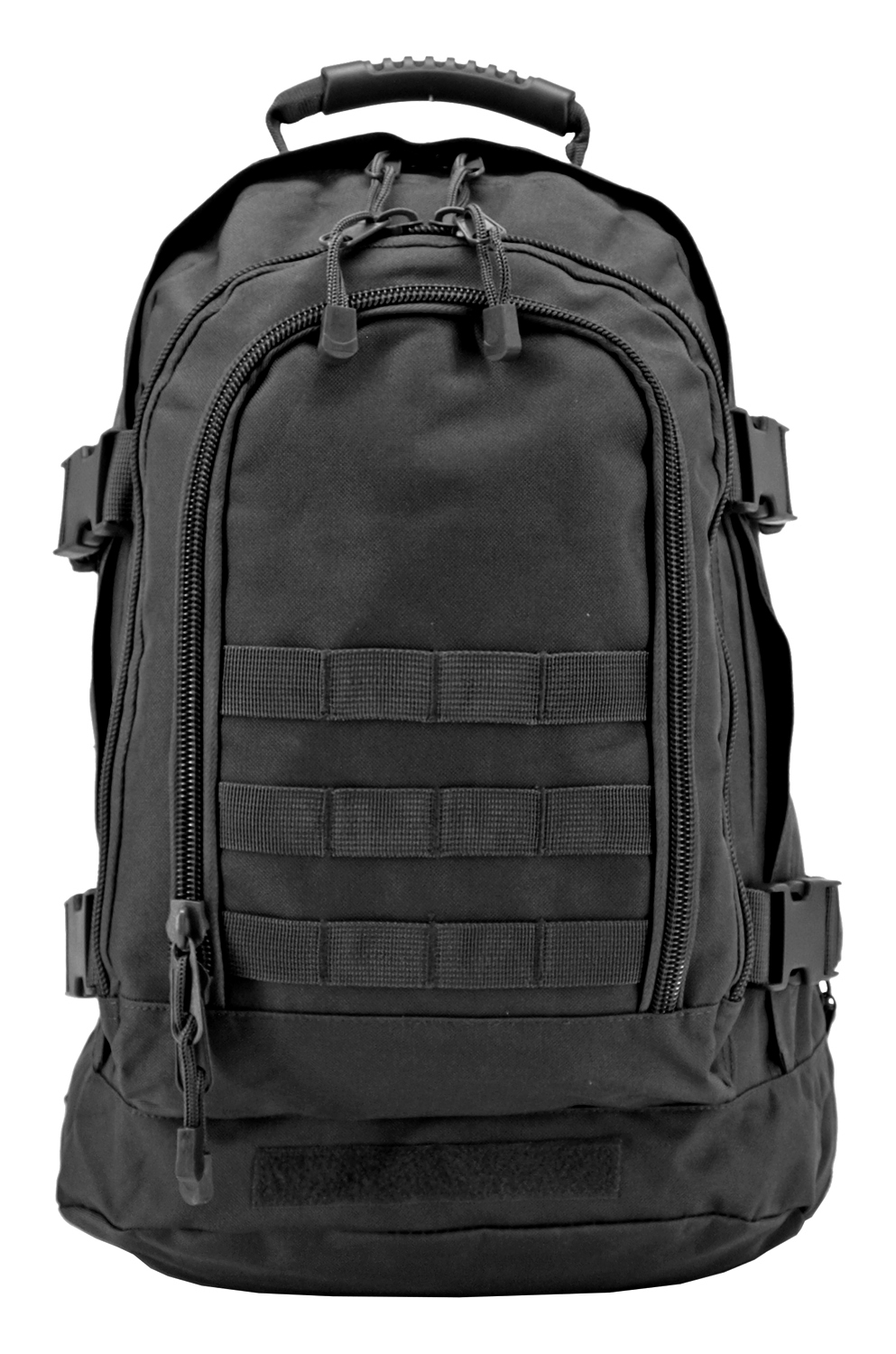 Expandable Tactical Backpack - Black