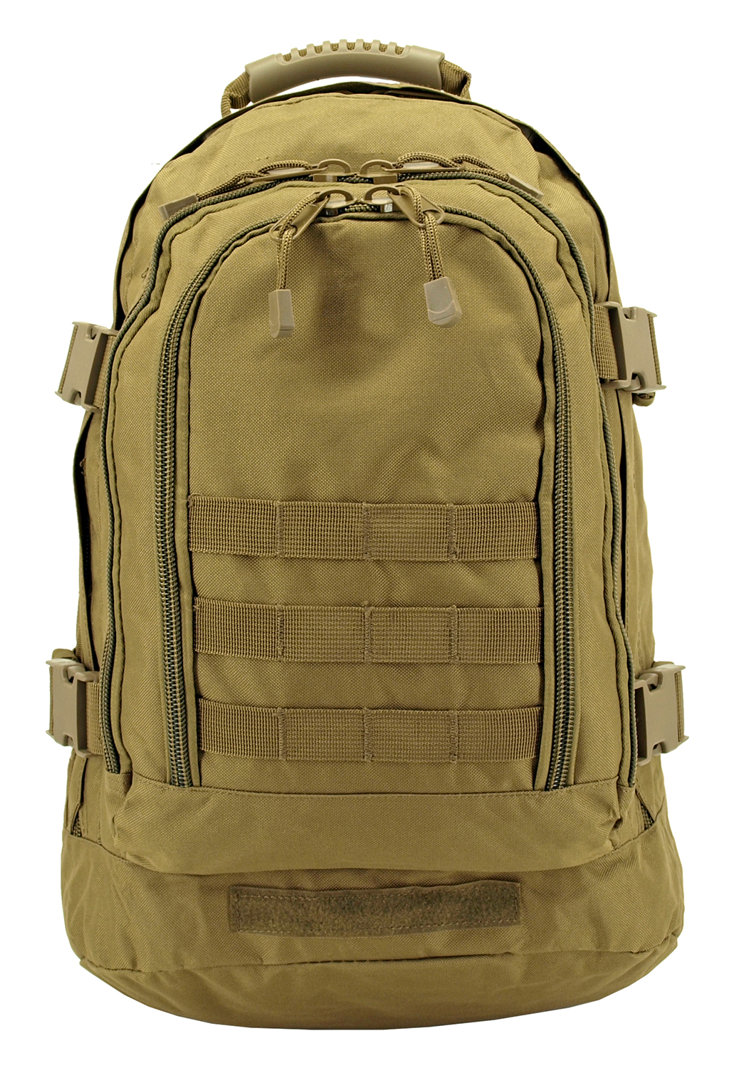 Expandable Tactical Backpack - Desert Tan