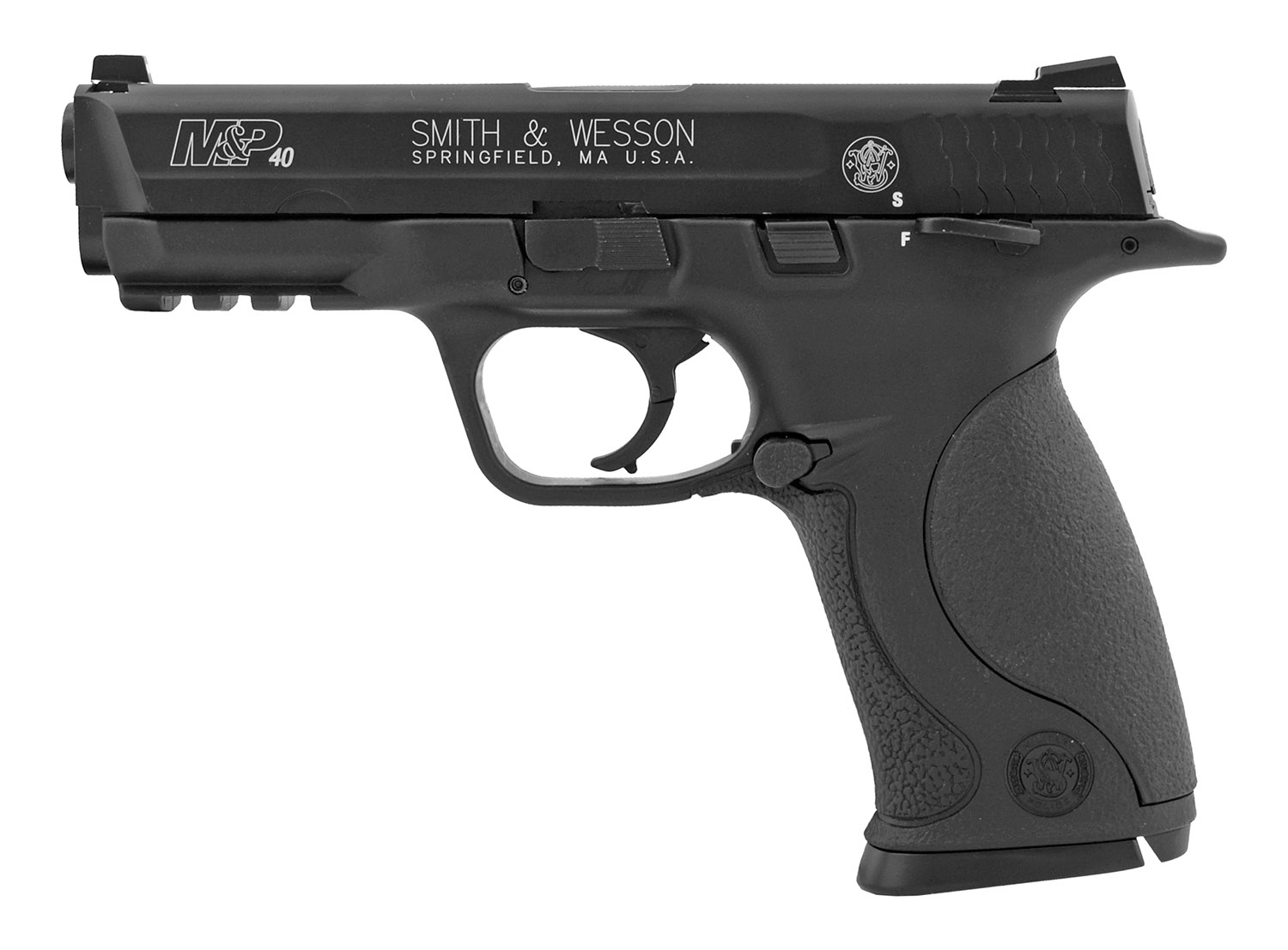 Smith & Wesson M&P 40 .177 Cal. Blowback CO2 BB Handgun - Refurbished