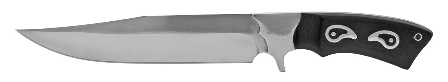 Rocky Mountain The Ultimate Hunting Knife for Skinning and Fillet - Dark Wood