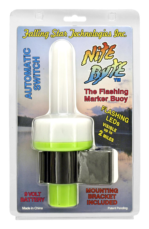 Nite Byte - Flashing Marker Buoy