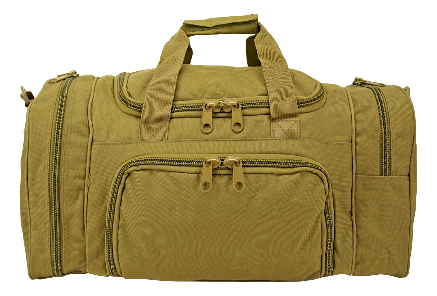 Tactical Duffle Bag - Desert Tan