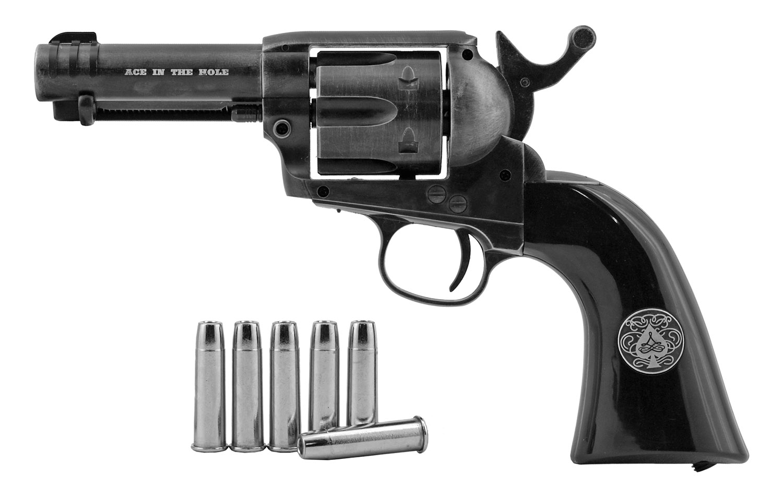 Legends Ace-In-The-Hole .177 Cal. Pellet Revolver - Refurbished