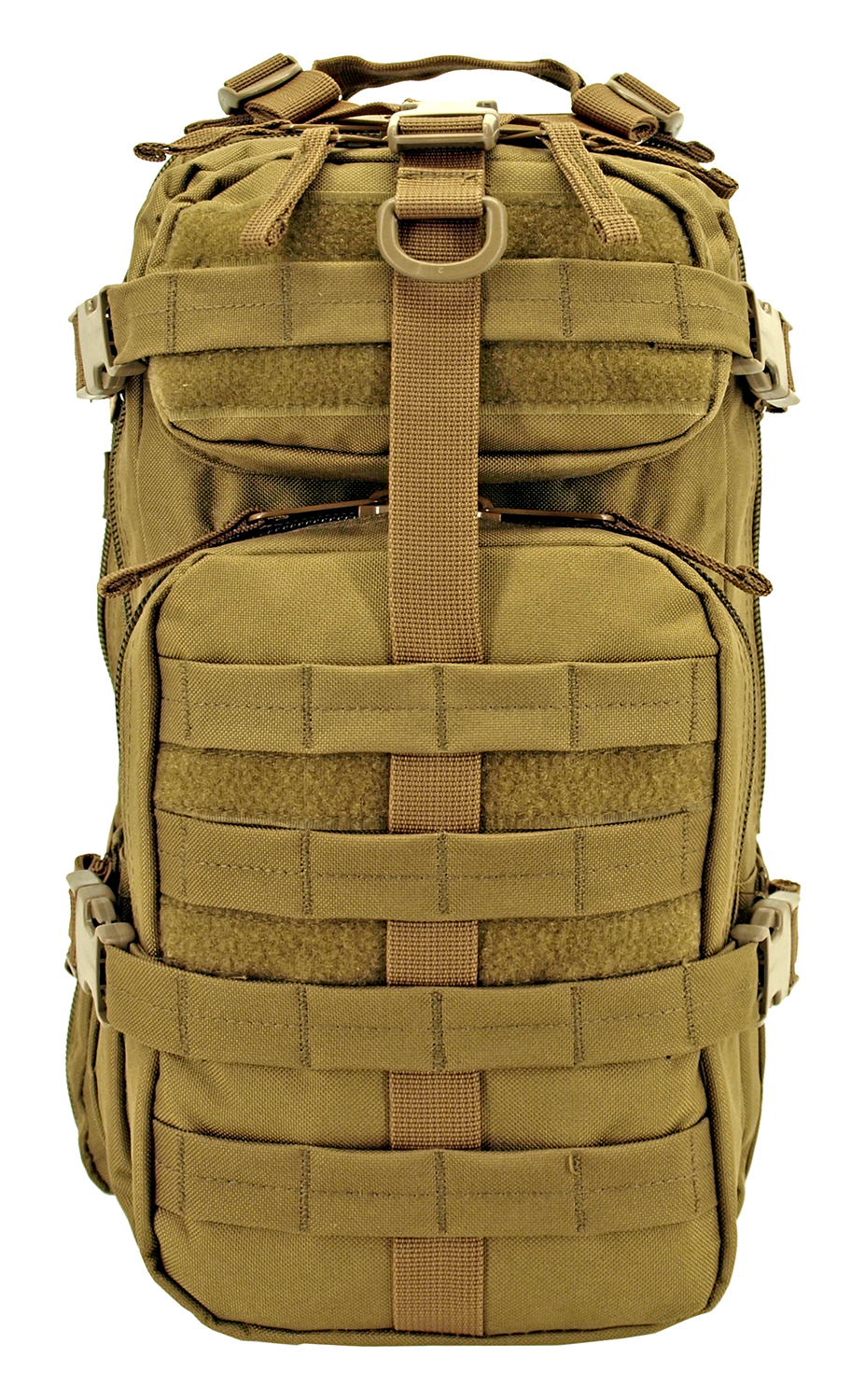Tactical Assault Backpack - Desert Tan