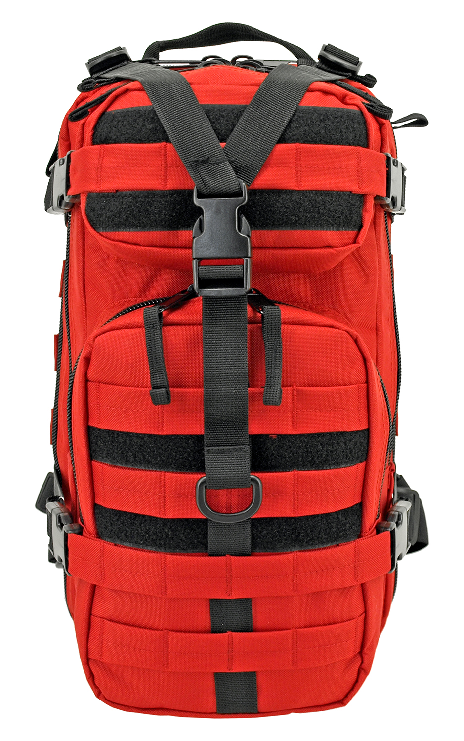 Tactical Assault Backpack - Red