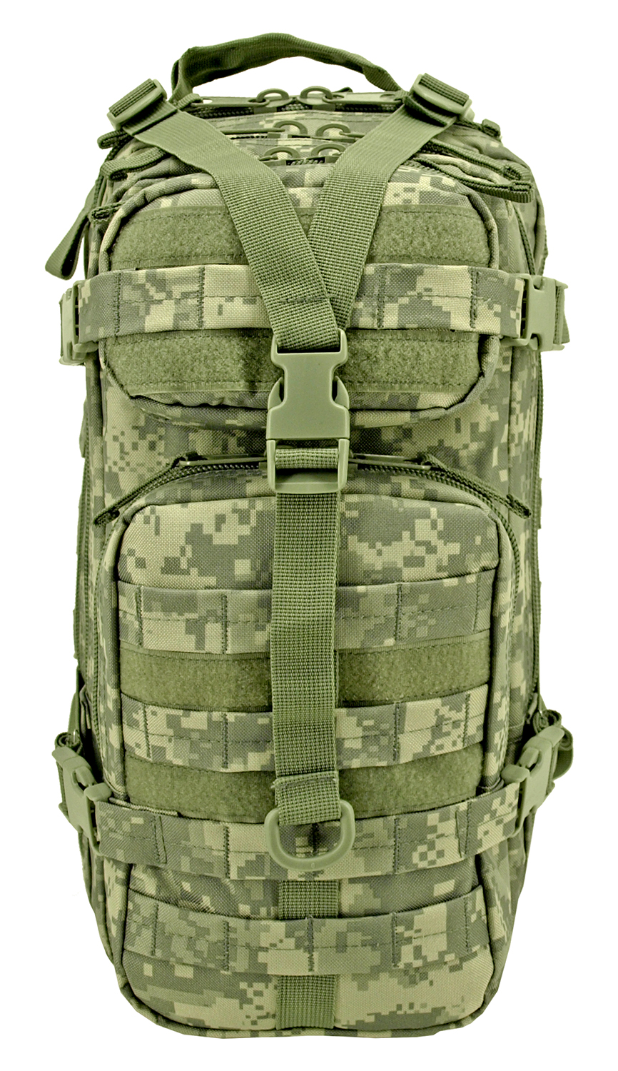 Tactical Assault Backpack - Digital Camo