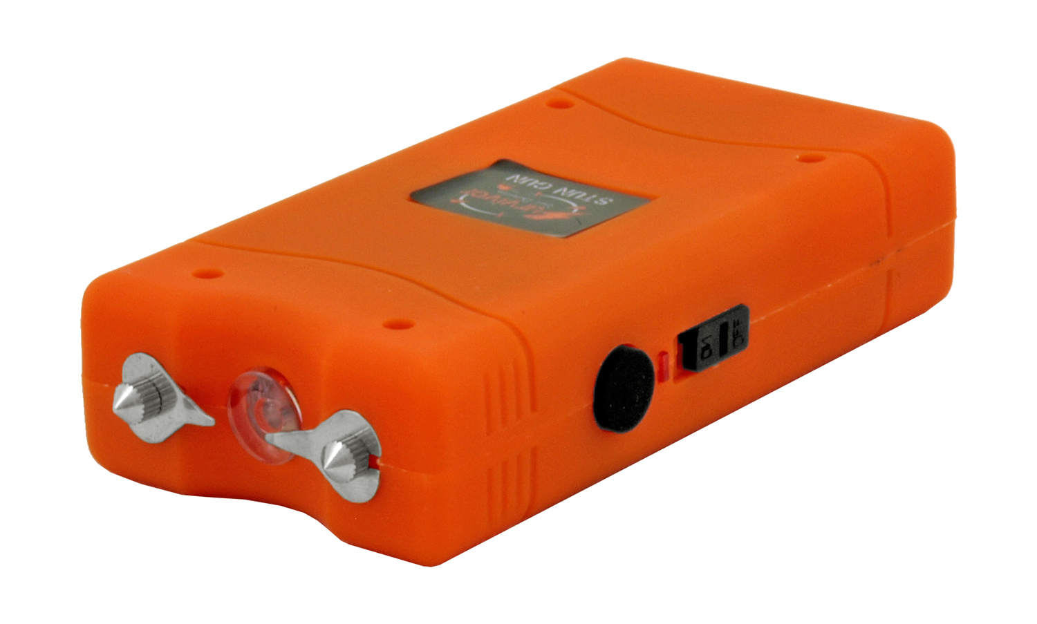 Survivor High Voltage Stun Gun - Orange