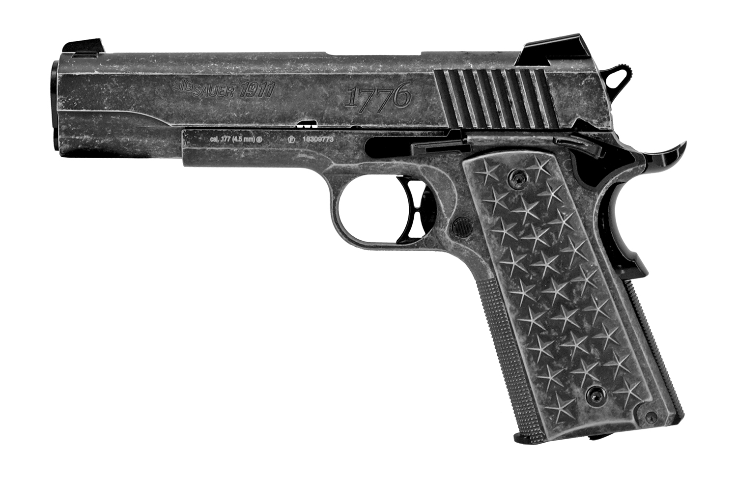 Sig-Sauer 1911 We The People CO2 BB-Gun