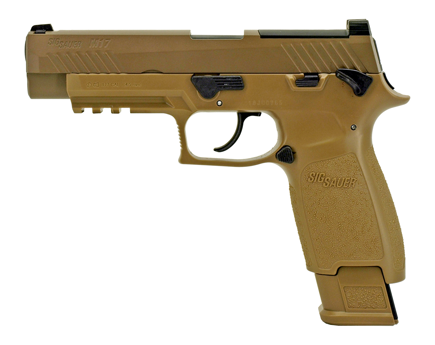 Sig-Sauer M17 Advanced Sport Pellet CO2 Pistol