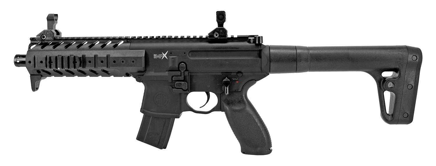 Sig-Sauer MPX Advanced Sport Pellet CO2 Air Rifle - Black