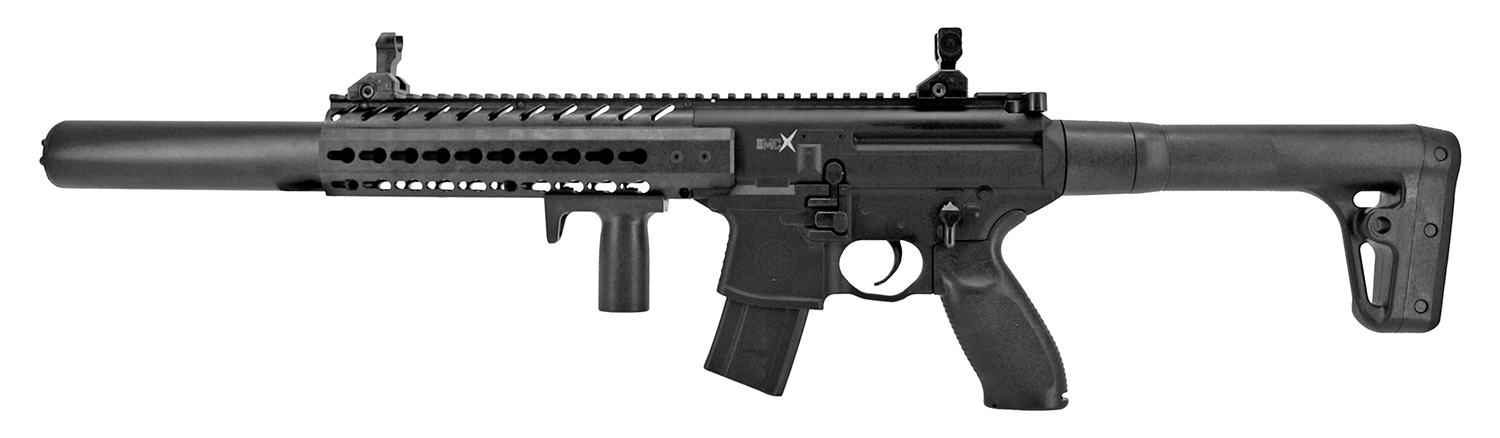 Sig-Sauer MCX Advanced Sport Pellet CO2 Air Rifle - Black