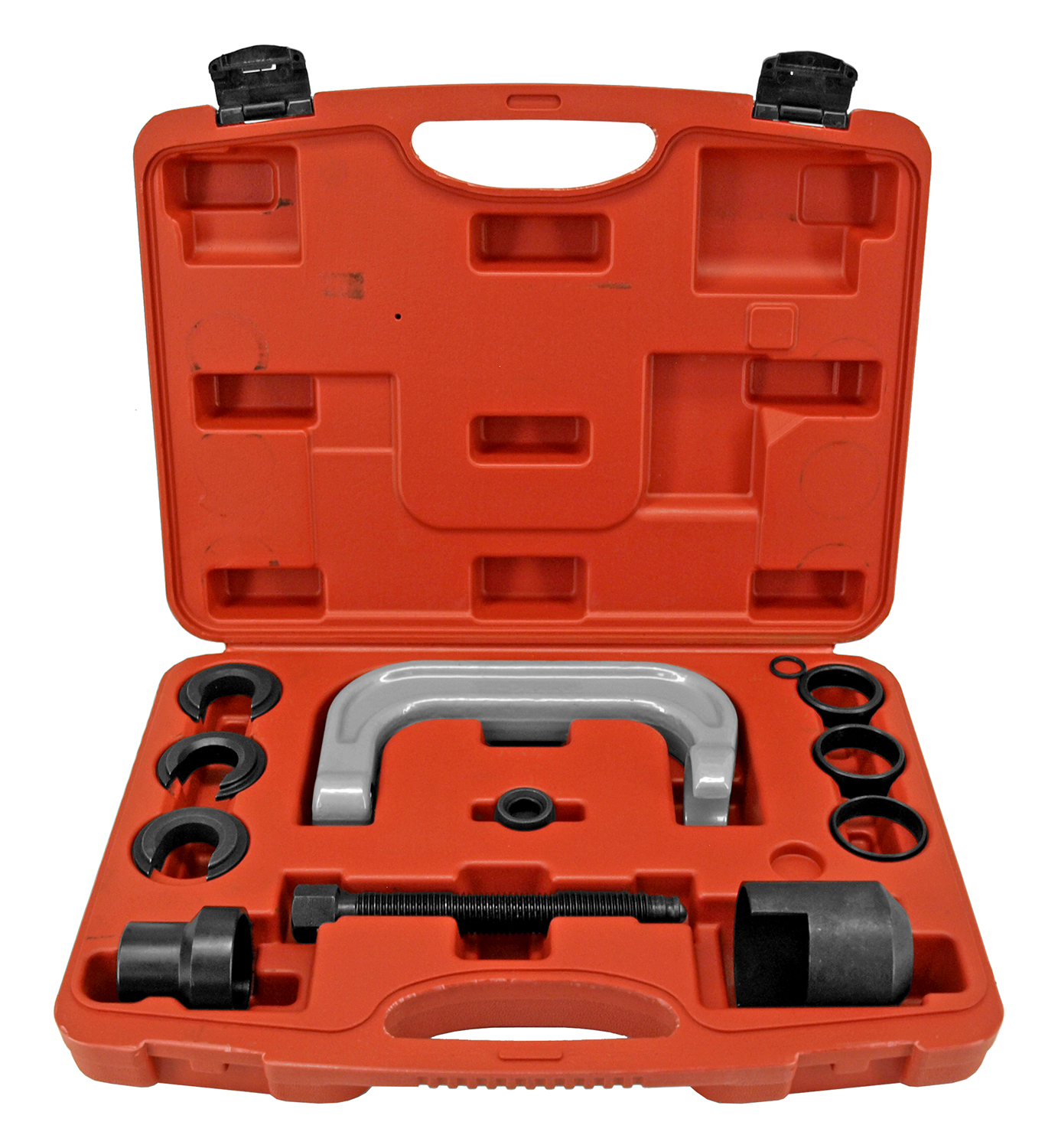 Cal-Hawk 13-pc. Upper Control Arm Bushing Removal Tool Repair Kit