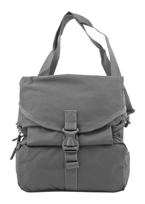 Tactical Folding Medical Egress Molle Attachment Rescue Bag - Grey