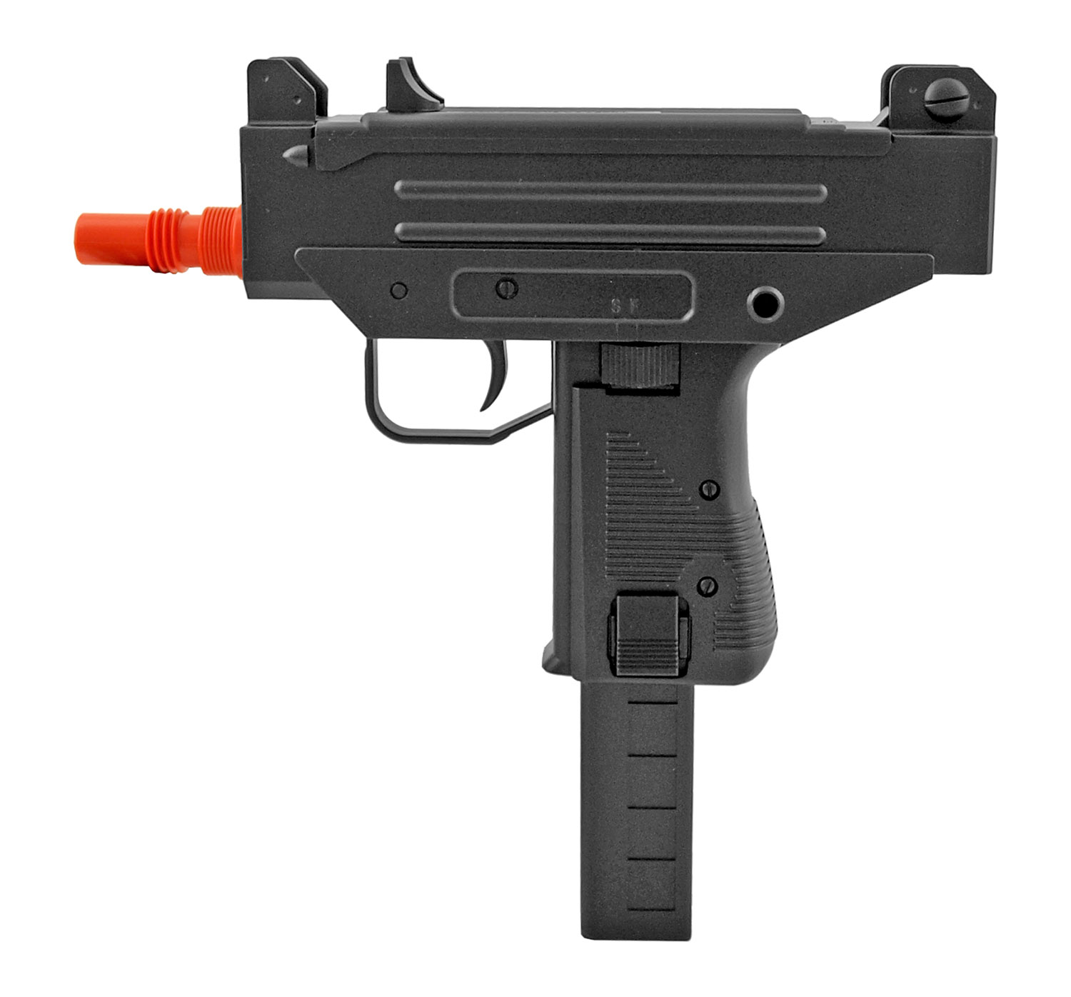Well D93 UZI LPEG Fully Automatic Airsoft - Black