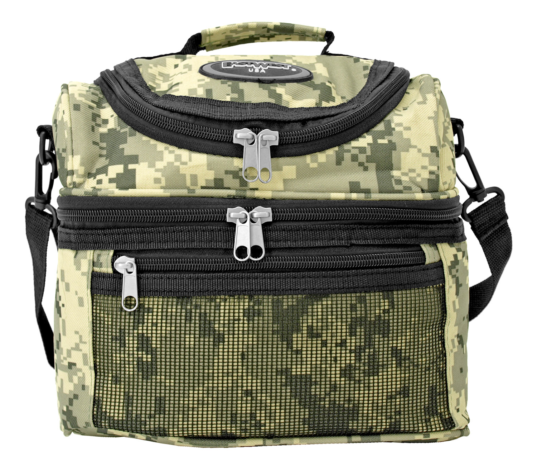 Tactical Lunch Bag - Digital Camo