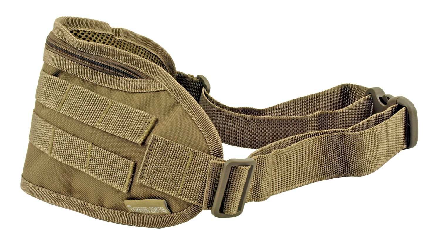 Tactical Fanny Pack Hip Bag with Molle Strap - Desert Tan