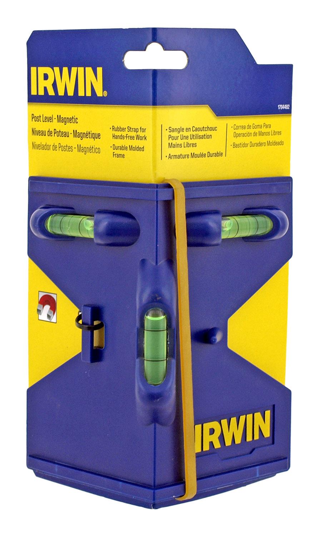 Magnetic Post Level - Irwin