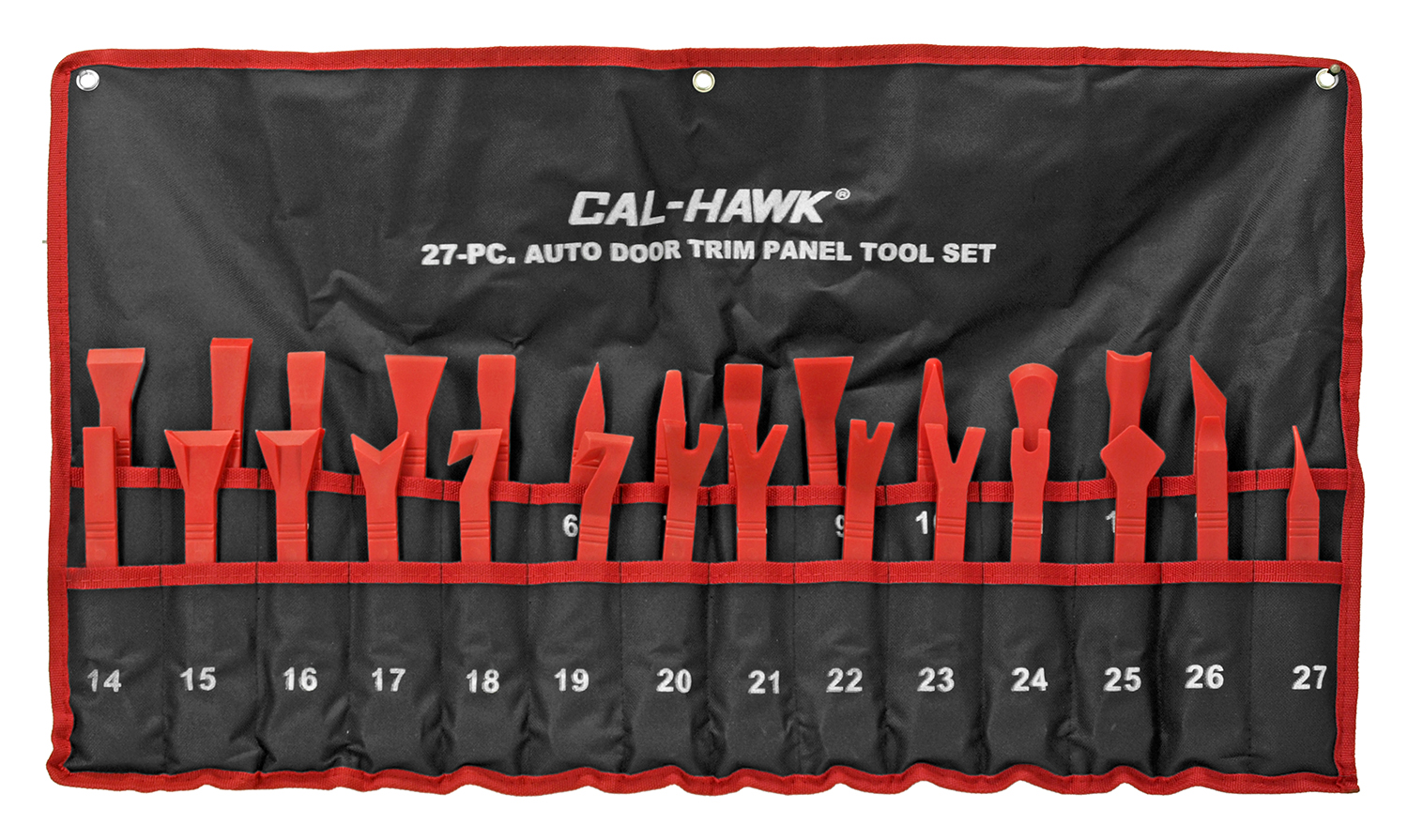 27 - pc. Auto Door Trim Panel Tool Set