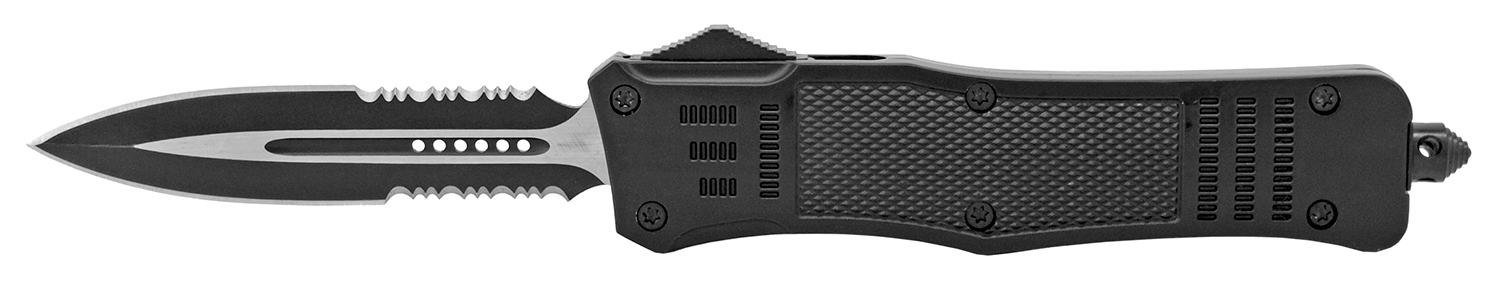 5.75 in Special Ops Out the Front Pocket Knife - Black