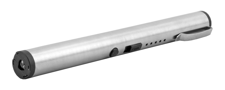 Pen Shaped Guard Dog High Power Stun Gun - Silver