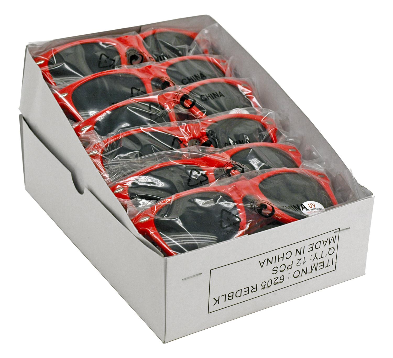 12 - pc. Protective Eyewear Sunglasses