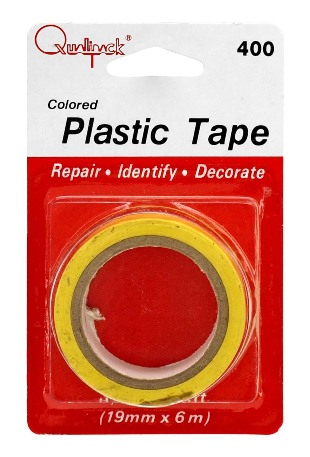 20' - Colored Plastic (Electrical) Tape - 3/4 in