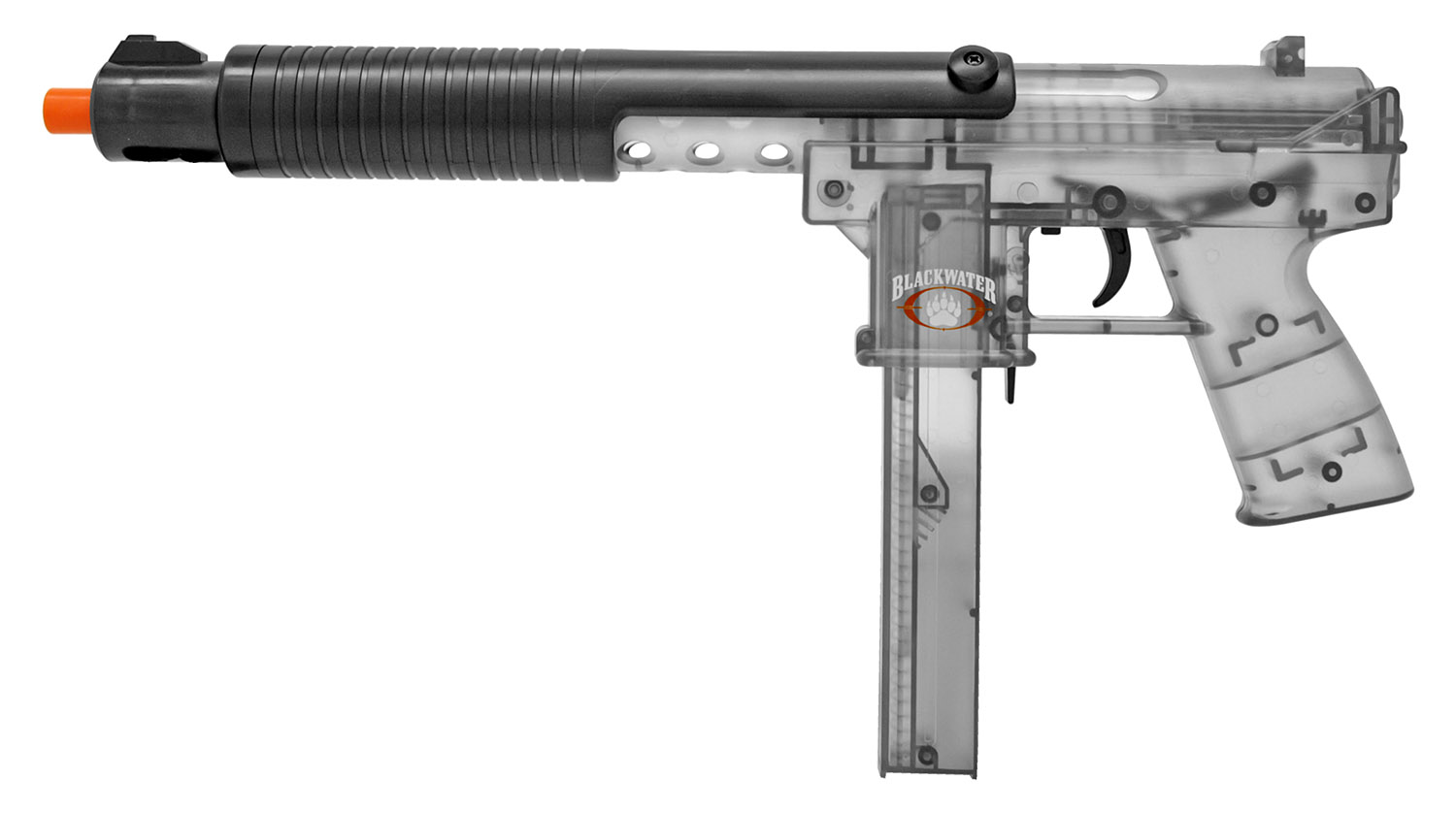 Blackwater KC-9 Spring Powered MP-40 Style Airsoft Rifle
