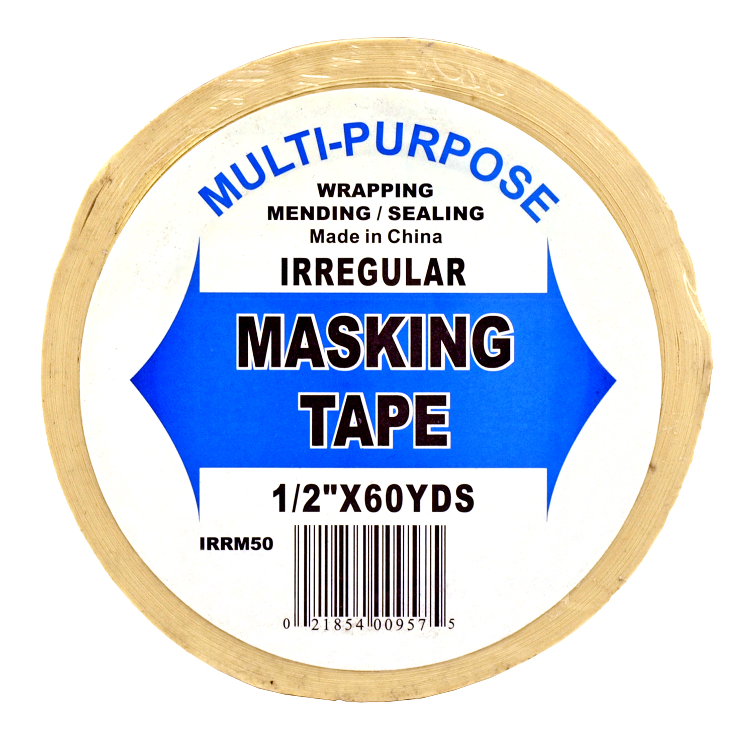 1/2 in x 60yds. Masking Tape