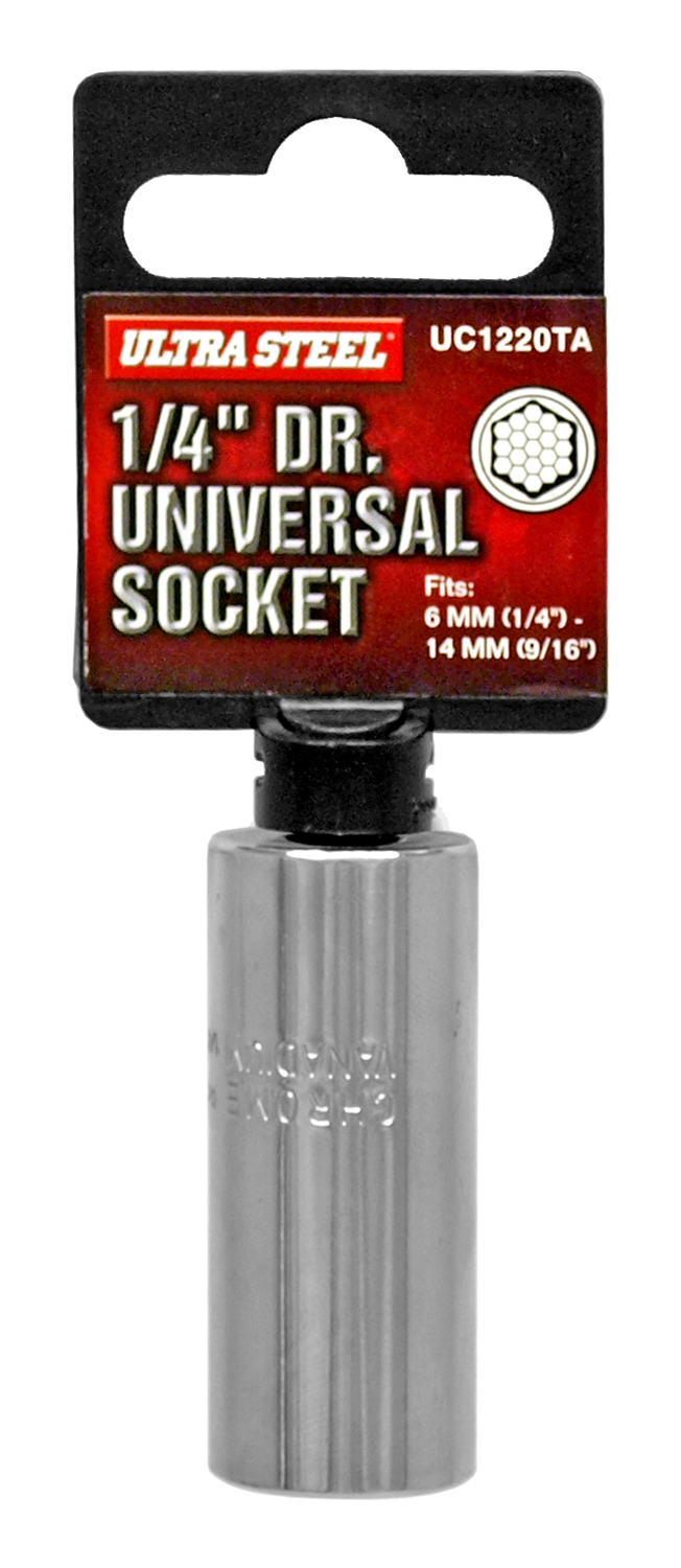 1/4 in DR. Universal Socket