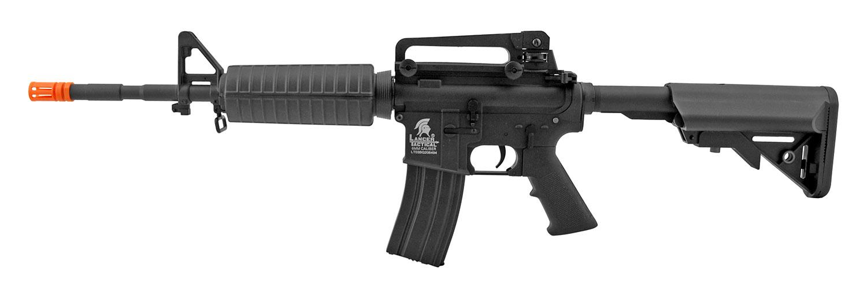 M4A1 LT-03B-G2 Carbine Military Assault Rifle AEG Metal Airsoft Gun with Metal Gearbox - Lancer Tactical