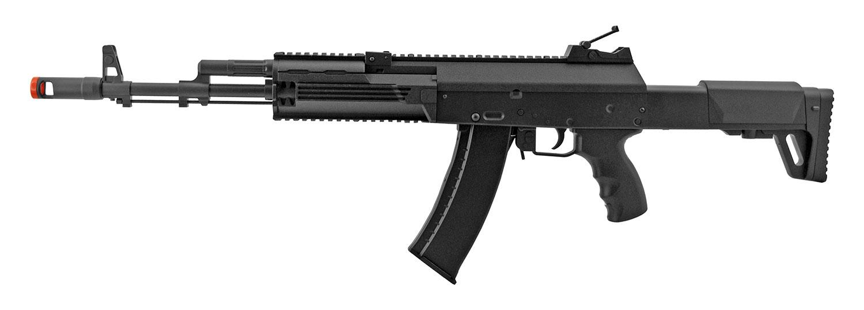 D12 AK-12 Electric Battery Powered AEG Airsoft Assault Rifle - Well