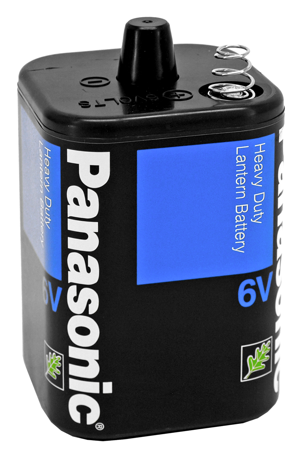 Panasonic 6V Heavy Duty Lantern Battery