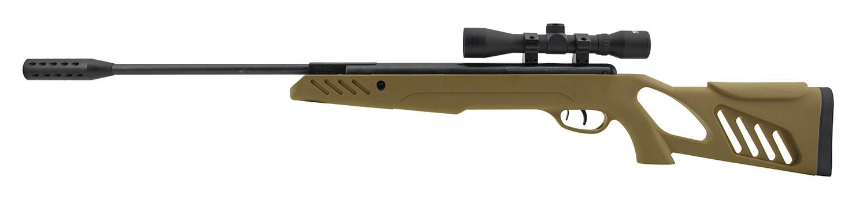 Swiss Arms TAC1 .177 Cal Break Barrel Pellet Rifle - Desert Tan